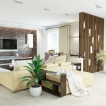 modern living room interior design (3d concept)